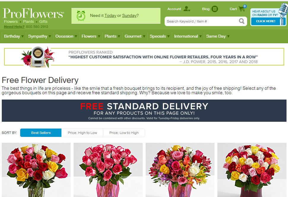 ProFlowers Coupons 02
