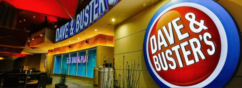 Dave & Buster's Coupons 02