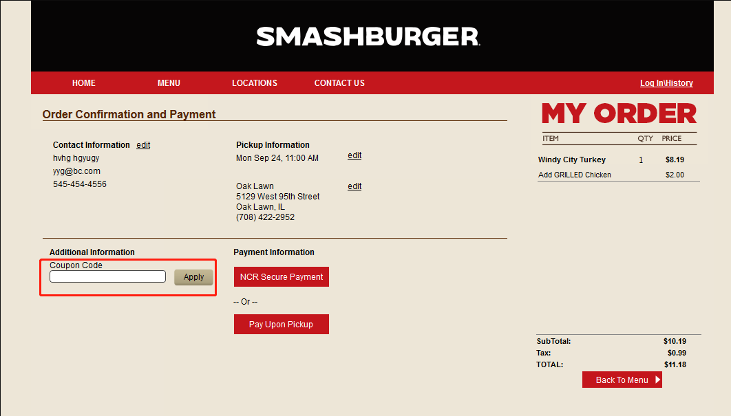 Smashburger Coupons 01