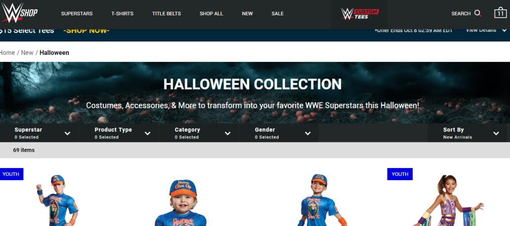 WWE Shop Coupons 02