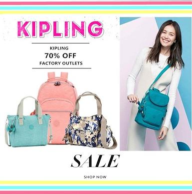 Kipling Coupons