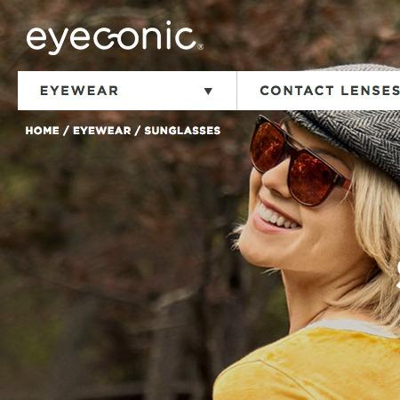 Eyeconic Coupons