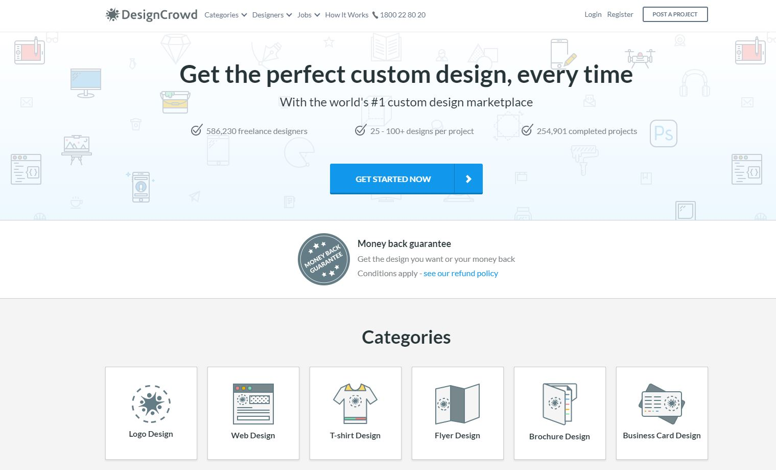 DesignCrowd Coupons
