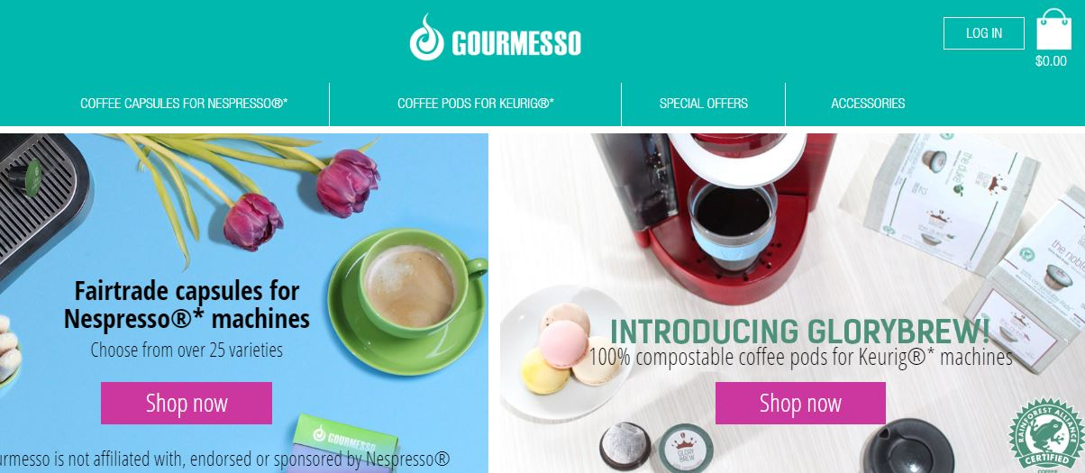 Gourmesso Coupons