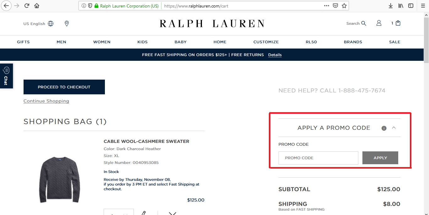 This is a photo of Obsessed Ralph Lauren Outlet Coupon Printable